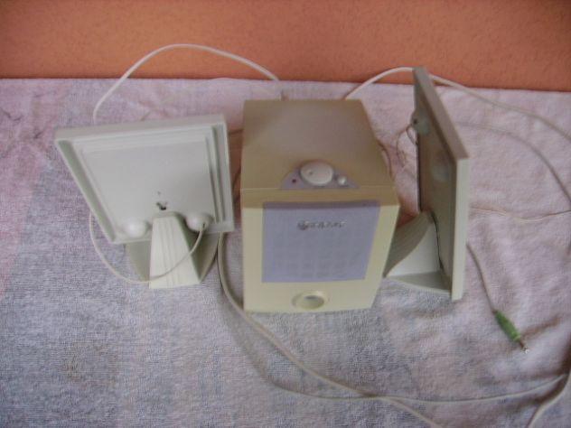 Casse acustiche ultrapiatte