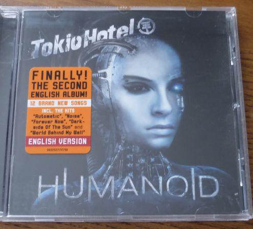 Tokio Hotel - Humanoid Cd Originale