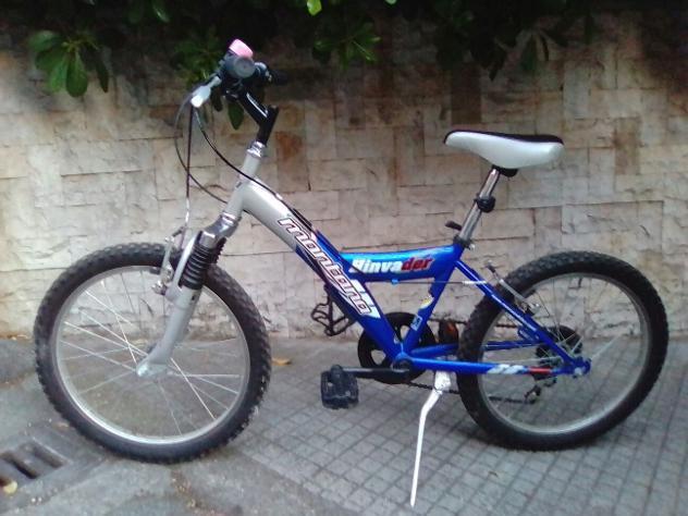 BICICLETTA MOUNTAIN-BIKE, DIAMETRO: 20 tipo di bici mountain bike Euro 80
