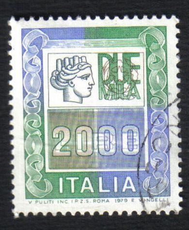 R114- FRANCOBOLLI ITALIA