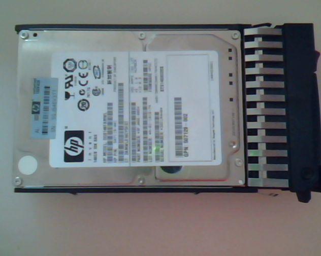 Hard-Disk Sas Hp Compaq 146Gb per Proliant. - Foto 2