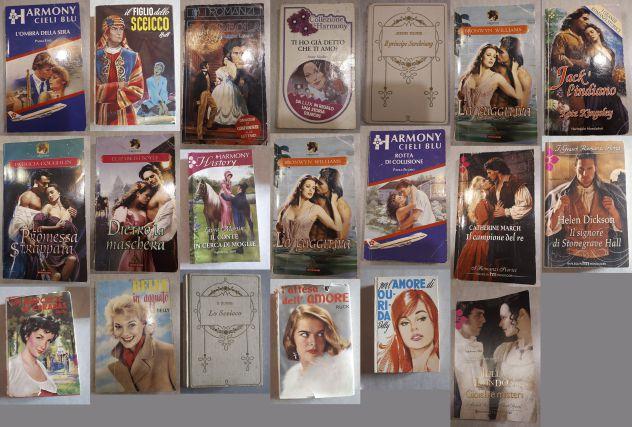 libri harmony romanzi rosa amore romantici