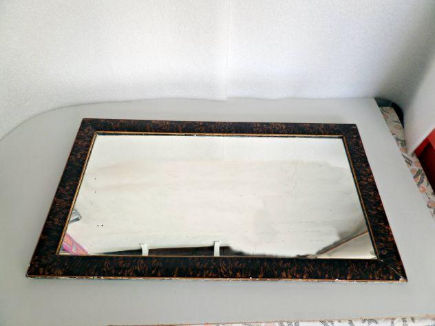 Specchio anni 30 /40 (camera da letto) antiquariato ...