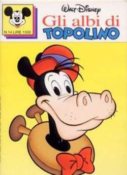 Gli albi di TOPOLINO, WALT DISNEY, N. 12 e N. 14, 1994. - Foto 4