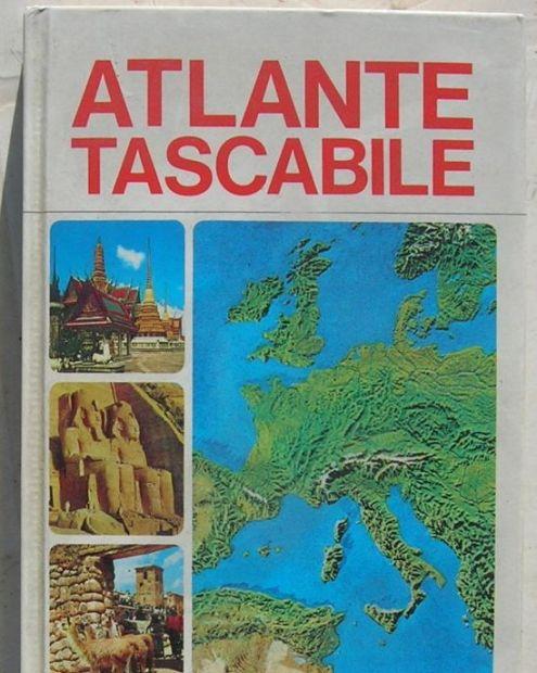 ATLANTE TASCABILE A cura di Giuseppe Staluppi