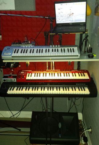 Gruppo con sala musica climatizzata, strumenti, impianto voci, ecc... - Foto 2