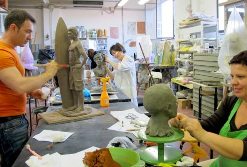 Corsi di Ceramica, Pittura, Scultura e Raku a Bologna - Foto 2
