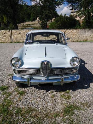 Alfa romeo giulietta berlina 1963
