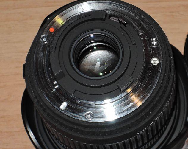 Obiettivo Sigma DC 17-70f2.8 attacco Nikon - Foto 5