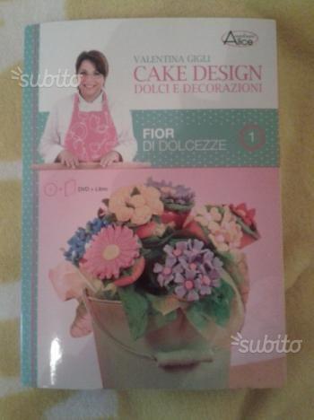 1 DVD Cake Design Dolci e decorazioni