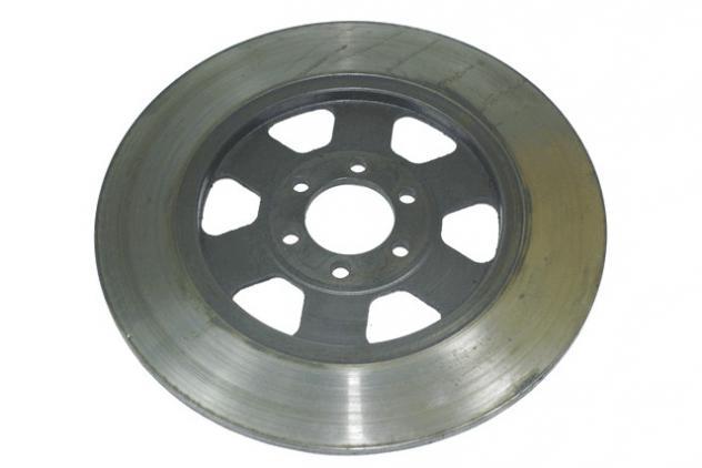 DISCO FRENO POSTERIORE MOTO GUZZI V 35 1977 - 1980 GU19635700 REAR BRAKE DISC