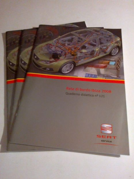 Manuali tecnici Seat