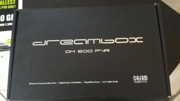 Decoder Dreambox DM600PNR - Foto 3