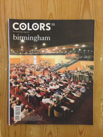 Colors Magazine 55 (2003), Birmingham