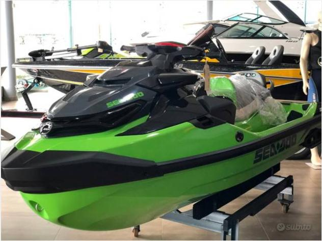 moto d'acquaSea Doo RXTX E RXPX 300 RS - Foto 4
