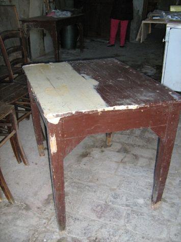 Antico tavolino primi '900 - Foto 2