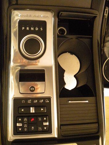 range rover 3000 sport del 2012 sistema di navigazione meridian - Foto 6
