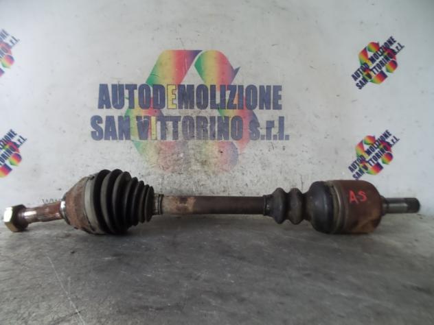 SEMIALBERO ANT. COMPL. SX FIAT DUCATO (2 SERIE)