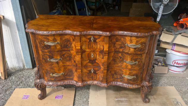 Restauro restauratore mobili antichi antiquariato ecc - Annunci Verona