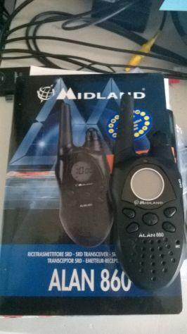 Midland Alan 860 SRD - Foto 2