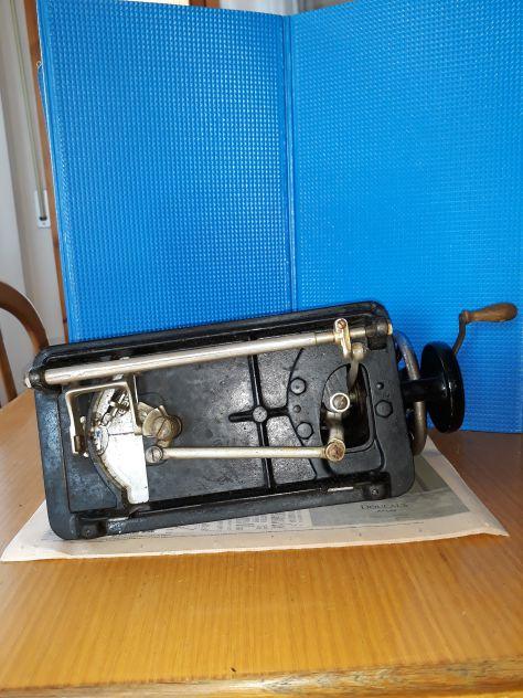 Antica macchina da cucire - Foto 5