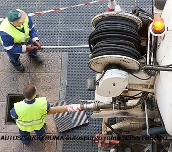 Autospurgo.Roma e Castelli romani |pronto intervento |Prezzi spurgo pozzi. ... - Foto 5