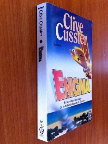 ENIGMA di Clive Cussler - Foto 3