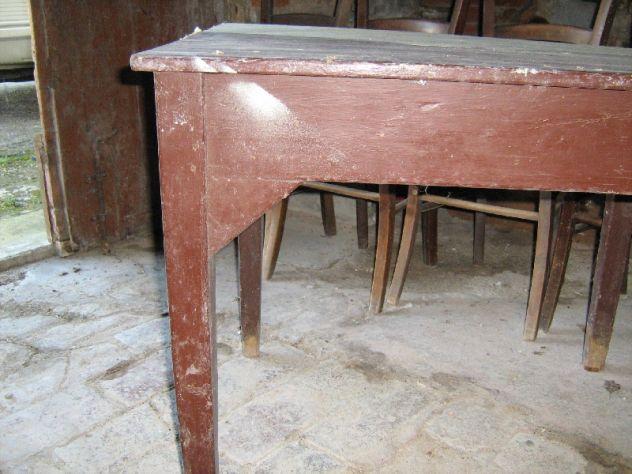 Antico tavolino primi '900 - Foto 3