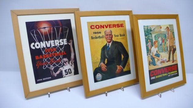 Converse quadri vintage 1950 1956 1961 - Foto 5