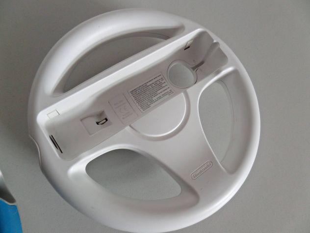 Volante Nintendo WII ORIGINALE + volante F1 - Foto 3