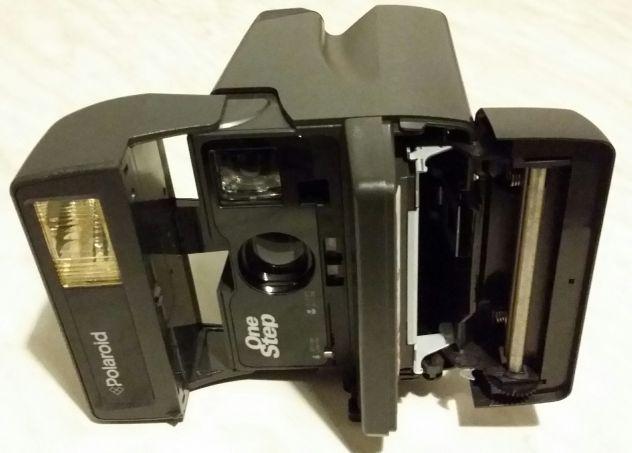 Storica Polaroid One Step testata e funzionante nuova