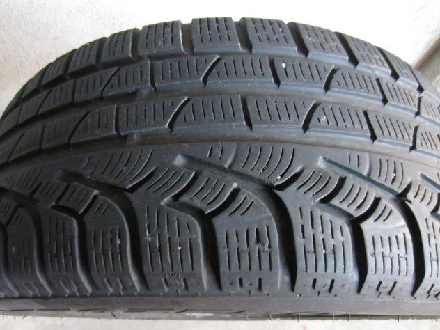 4 pneumatici invernali 225/50 R17 M+S - Foto 3