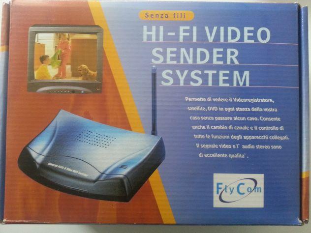Hi-Fi Video Sender System