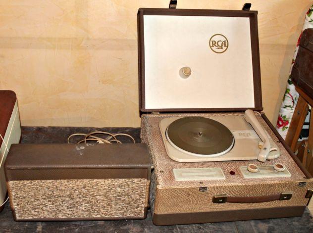 Giradischi RCA vintage