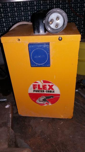 Trasformatore di isloamento Rockflex,  220 volt,