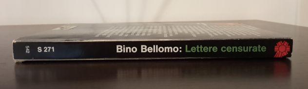 Lettere censurate, Bino Bellomo, Longanesi & C. 1975. - Foto 3