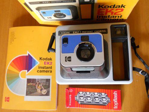 Fotocamera Kodak.