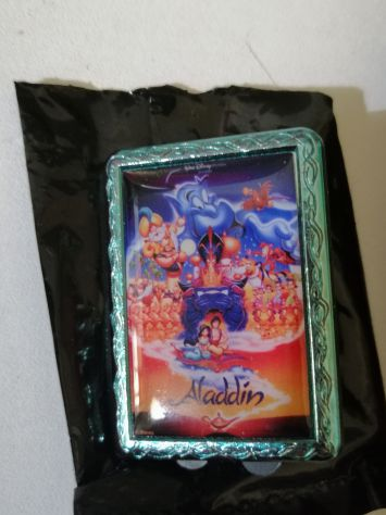 Mystery Pin Disney: Aladdin