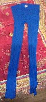 Leggings blu i
