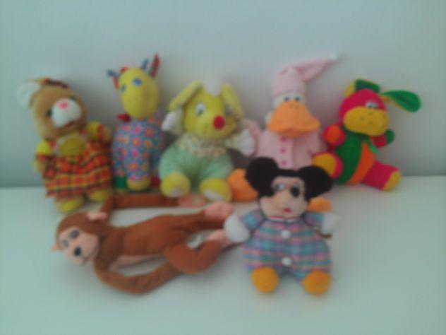 Peluche personaggi Disney e Trudi - Foto 6