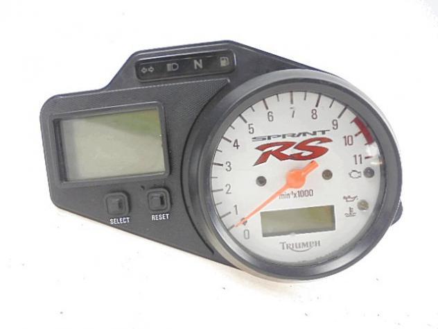 QUADRO STRUMENTI TRIUMPH SPRINT 955 RS 1999 - 2003 T2501155 DASH BOARD