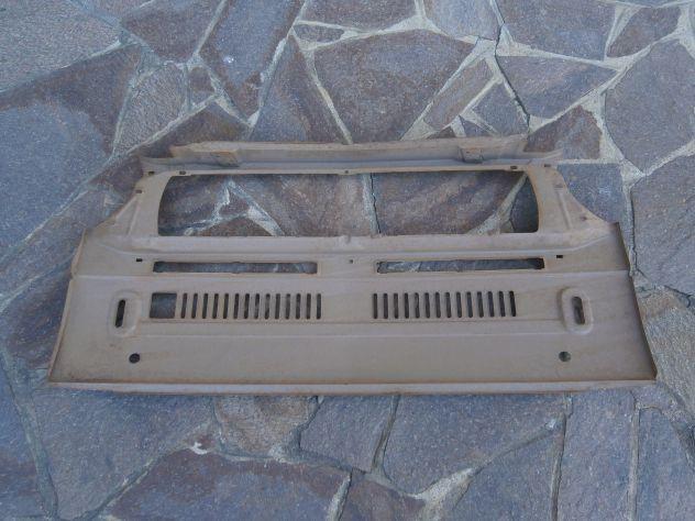"""Calandra anteriore Autobianchi a112 6""""-7"""" serie abarth elite (ann … - Foto 4"""