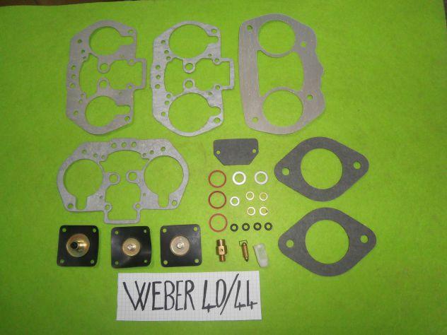 """Kit revisione carburatore Weber 40 44 48 idf    """"Kit repair  Weber 40  … - Foto 4"""
