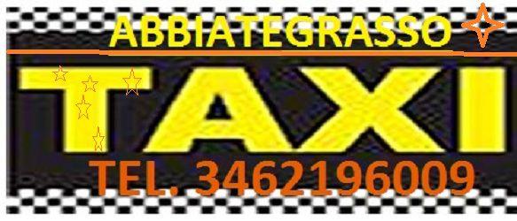 Taxi Comune Abbiategrasso Tel 3462196009