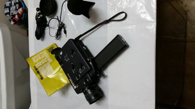 CINEPRESA SANKYO SOUND XL -420 - Foto 2
