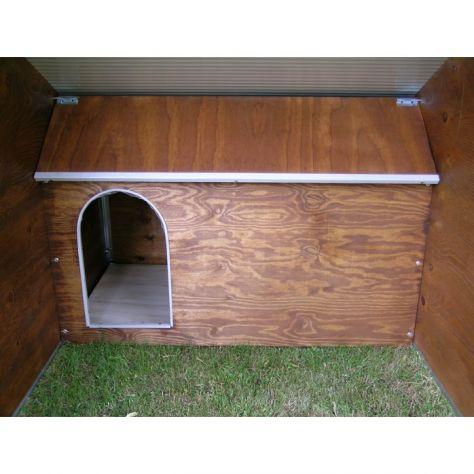 Box per cani con recinto coperto - Foto 5