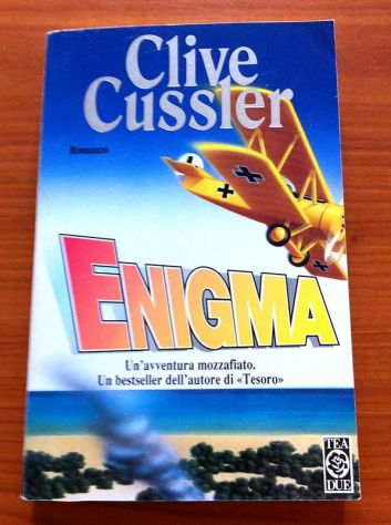ENIGMA di Clive Cussler