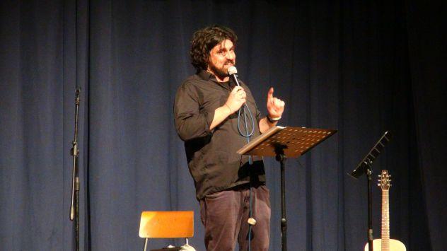 ALESSANDRO INGRà E MASSIMO MORSELLI CABARET A FOLIGNANO - Foto 4