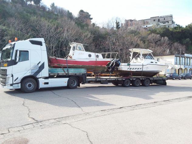 Trasporto barche e gommoni - Foto 5