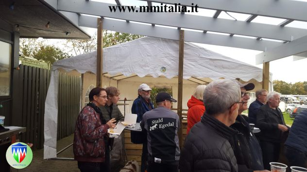 Tendoni per eventi , Bar, Ristoranti, Catering 5 x 8 x 2,6 mt. pvc 550 Ignifugo - Foto 5